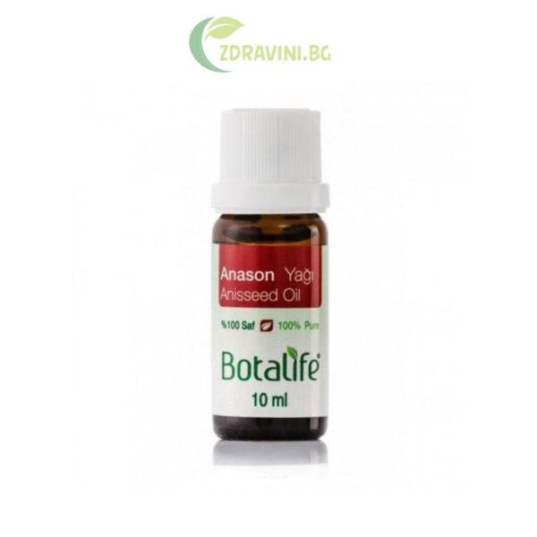 Натурално масло от анасон - 100 % чисто, 10 мл