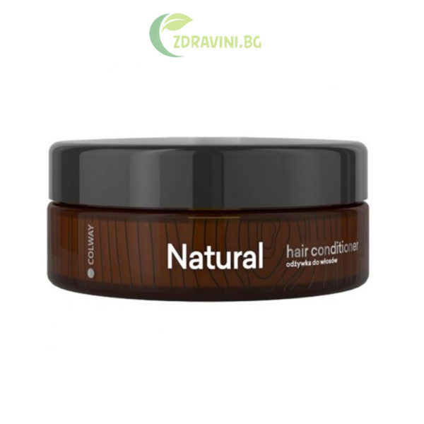 COLWAY NATURAL - HAIR CONDITIONER БАЛСАМ ЗА КОСА