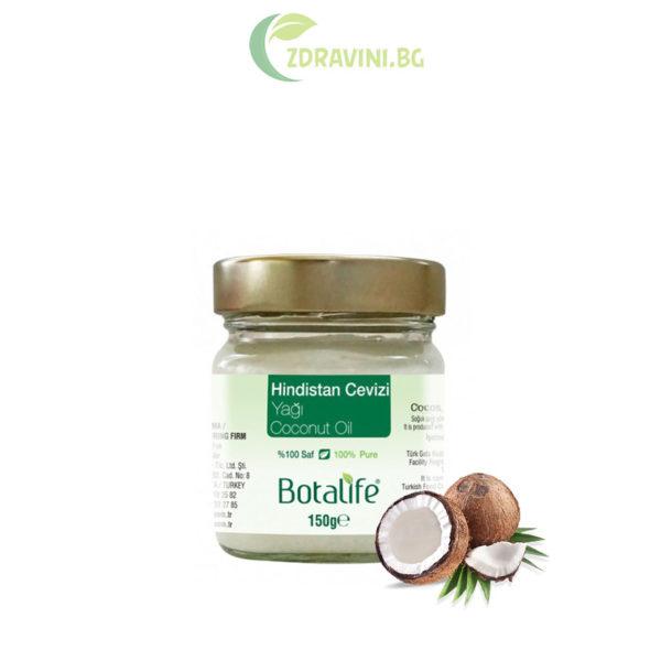 Натурално кокосово масло