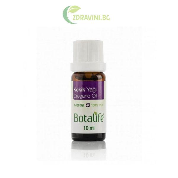Натурално масло от риган - 100 % чисто, 10 мл