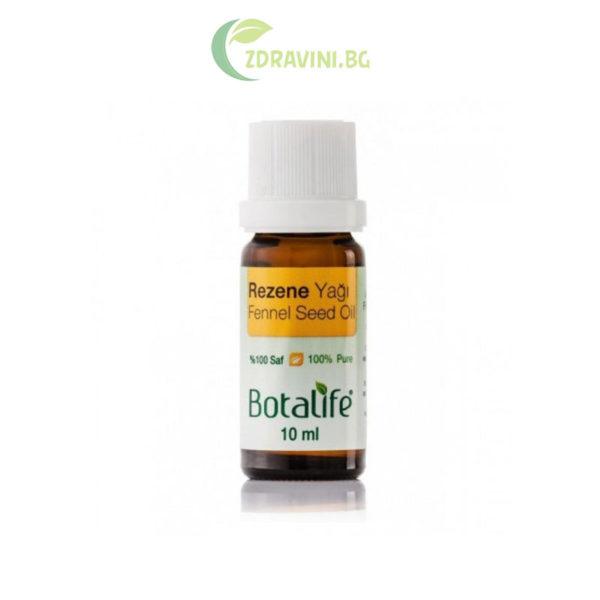 Натурално масло от семена на копър - 100 % чисто, 10 мл