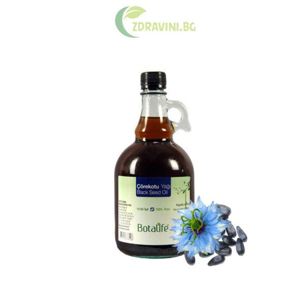 Натурално масло от черен кимион /Nigella Sativa/ 1 литър