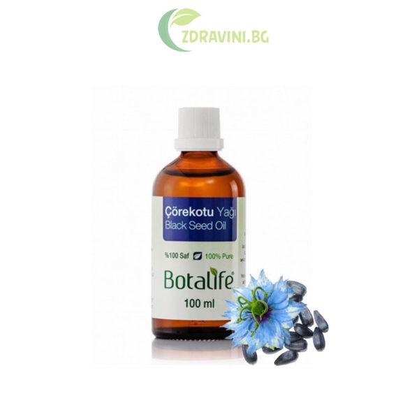 Натурално масло от черен кимион /Nigella Sativa/